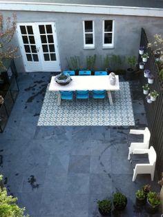 http://www.designtegels.nl/inspiratie/  Foto's van cementtegels & projecten met Portugese tegels
