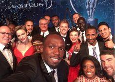 Le meilleur selfie de sportifs du monde?