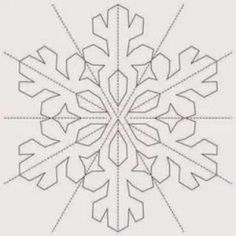 Christmas stencils to cut out of paper on the windows: 24 thousand images found in Yandeks. Cross Stitch Christmas Ornaments, Christmas Snowflakes, Xmas Ornaments, Christmas Colors, Christmas Stencils, Paper Snowflake Patterns, Snowflake Images, Snowflake Template, Snowflake Snowflake