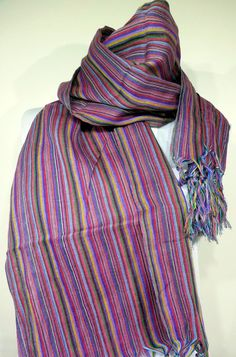 Cotton Soft Men's Scarf Colored Scarf Colored Soft by PeraTime #handmadeatamazon #nazodesign