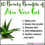 Aloe vera gel is nature's own ready-made gel that comes with a ton of healing properties. What are the beauty benefits of aloe vera gel and how does it help you gain healthy hair and skin? Natural Beauty Tips, Natural Skin Care, Natural Face, Diy Aloe Vera Gel, Beauty Routine 20s, French Beauty Secrets, Healthy Skin, Healthy Life