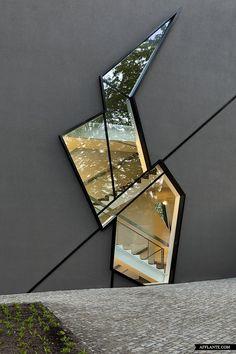 The Felix Nussbaum Haus Extension // Daniel Libeskind | Afflante.com