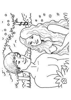 Awesome Adam And Eve Coloring Sheet Best Quality httpwww