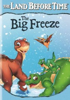 The Land Before Time: The Big Freeze [DVD] [2001]