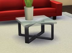 Mod The Sims - The Staccato Coffee Table