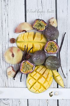Exotic fruits for Tropical Jam