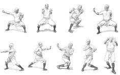 Wing Chun Kung Fu Stance | Life in the Kwoon - Teaching Wing Chun Do
