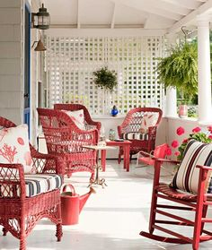 A Victorian Beach Cottage Steeped in New England Country Charm. At Beach Bliss Living: http://beachblissliving.com/new-england-country-victorian-beach-cottage/