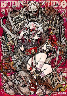 Embedded Art Goth, Pastel Goth Art, Punk Art, Pop Art Images, Gothic Fantasy Art, Dark Drawings, Estilo Rock, Ange Demon, Fanart