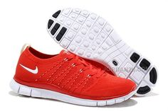 http://www.jordan2u.com/nike-free-flyknit-50-womens-running-shoes-couples-sneaker-red-white.html NIKE FREE FLYKNIT 5.0 WOMENS RUNNING SHOES COUPLES SNEAKER RED WHITE Only 73.09€ , Free Shipping!