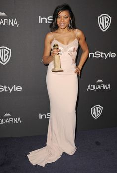 See All the Looks From the  Golden Globes After Parties  - ELLE.com