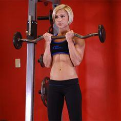 Close grip EZ Bar Curl- Biceps