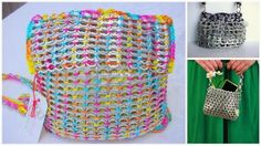 DIY : Pop Tab Purse Tutorial | DIY & Crafts Tutorials
