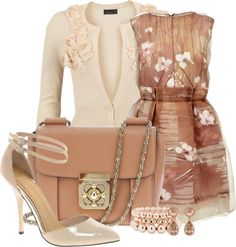 """Copper Hues"" by happygirljlc ❤ liked on Polyvore"