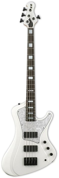 ESP E-II STREAM Series Bass Guitar Check out the ESP E-II STREAM Bass if you're looking for an amazing thumping axe with great sustain! Although this bass could be slung in the hardest of metal bands,