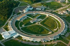 These Are the Most Beautiful Science Labs in the World - The Advanced Photon Source at Argonne National Laboratory, Argonne, Illinois