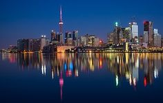 Buildings, Can, Cn Tower, Canada