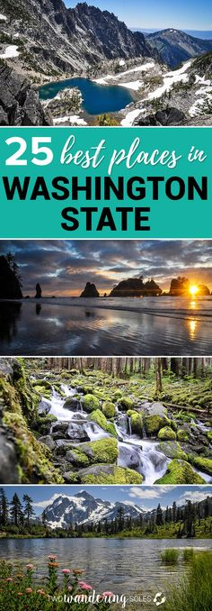 Best Things to Do in Washington State. Everything you want to know about Washington State. Find the best hikes, explore national parks, ski the best slopes, chase beauiful waterfalls, and watch gorgeous sunsets. We have your whole Washington State Road Tr Washington Things To Do, Living In Washington State, Hiking Washington State, Places To Go In Washington State, Seattle Washington, Washington Beaches, America Washington, Everett Washington, Olympia Washington