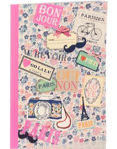 such a cute notebook!