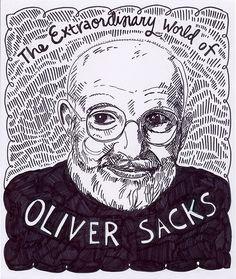 Oliver Sacks #psychology #authors
