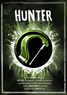 World of Warcraft: Hunter Class Symbol poster by SodaArcade