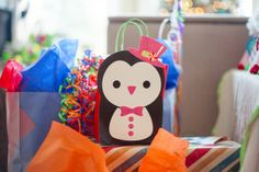 Winter ONEderland First Birthday Party - Pretty My Party