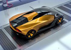 Lamborghini Belador Concept 6