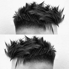 Suggestions regarding awesome looking hair. Your own hair is without a doubt what can easily define you as an individual. To a lot of people it is certainly important to have a decent hair style. Cool Hairstyles For Men, Hairstyles Haircuts, Haircuts For Men, Hairstyle Ideas, Hair And Beard Styles, Short Hair Styles, Gents Hair Style, Fade Haircut, Facial Hair