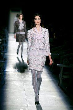Classic #Chanel tweed suit