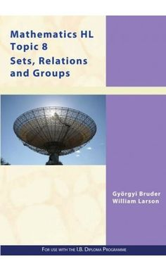 """""""This book covers the Optional Topic 8 from the IB Mathematics HL syllabus that started teaching in 2012. The book includes clear explanations supported by many examples and diagrams. ISBN: 9781921917202"""