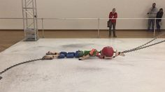 Agressief. Fascinerend. Groot. Hard. Installatie van Jordan Wolfson in Stedelijk Museum Amsterdam - http://www.stedelijk.nl/tentoonstellingen/jordan-wolfson.