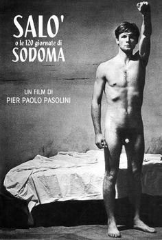 Salo, o Las 120 noches de sodoma (Pasolini). un film fuerte, no recomendado para estomagos sensibles...