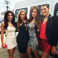 Sara Uribe, Mabel Cartagena, Mihaela Girbea & Analía Michelengeli - Mundial Brasil 2014