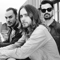 Imagen de 30 Seconds to Mars — Glamoholic Magazine