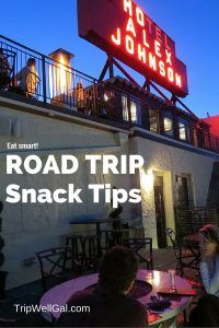 Road trip snack ideas -Tips for travelers