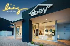 Abey Showroom Perth Electrical Contractor: Hailand Electrical Builder: Abey Showroom Photography: Ron Tan