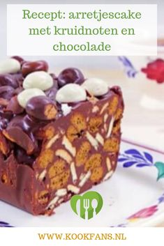 Recipe: cake with spice nuts and chocolate - Baking Recipes, Cake Recipes, Dessert Recipes, Cake Cookies, Cupcake Cakes, Cupcakes, Savory Pastry, Breakfast Snacks, Cheesecake