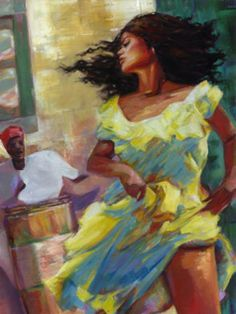 """""""Yellow-Fever"""" by Wendell Wiggins"""
