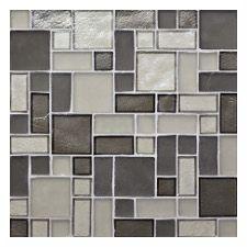 Oceanside Glasstile - Tessera - Mosaic Patterns