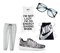 """""""Untitled #565"""" by emilyolson2019 on Polyvore featuring Uniqlo and NIKE"""