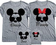 Disney Family Shirts Disney Shirts, Disney Family Shirts, Mickey, Minnie, Custom … – My Great Pins Disney Vacation Shirts, Family Vacation Shirts, Disney Shirts For Family, Disney Vacations, Disney Trips, Mickey Mouse Family Shirts, Boy Disney Shirts, Disney Familie, Etsy Vintage