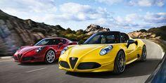 Którą Alfę Romeo 4C weźmiecie na weekend? #AlfaRomeo4C