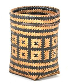 Borneo, Bag Making, Primitive, Asian, Culture, Traditional, Antiques, Artwork, How To Make