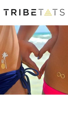 Beach, Love & @TribeTats