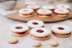 Keen for some vintage baking with the nostalgia of childhood? Give this jammy dodgers recipe a go and win at bake sales.