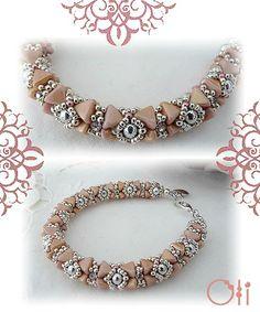 Bracelet Khéops Rose