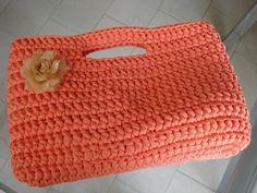 bolsa croche de mão