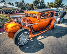 1930 ford hot rod by pixel fixel, via Flickr