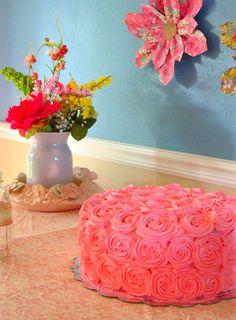 BarraDoce.com.br - Confeitaria, Cupcakes, Bolos Decorados, Docinhos e Forminhas: Decorações Com O Bico 1M