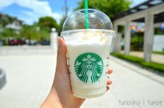 wifisurfing:  Caramel Cream ^_^ there was a starbucks booth at a party i went to so yay <3